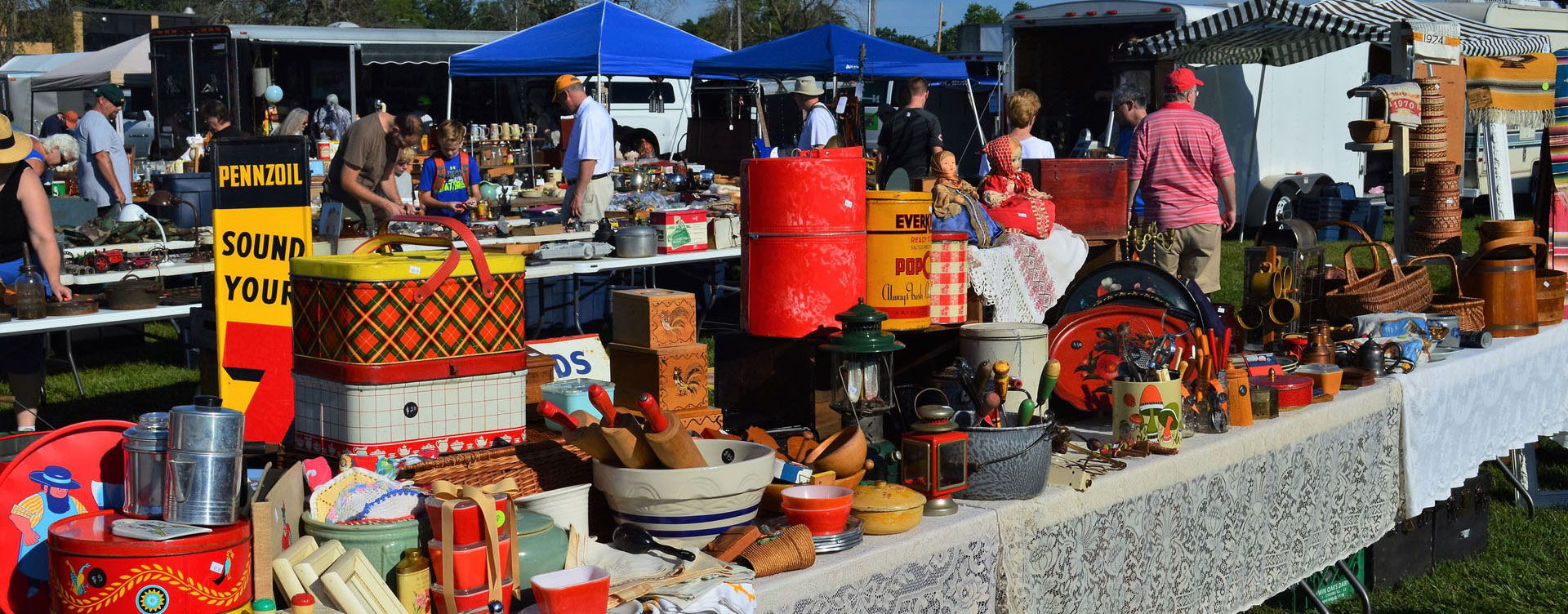 2021 Elkhorn Antique Flea Market